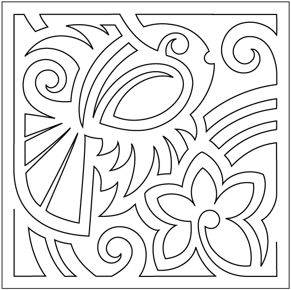 mola coloring pages - photo#17
