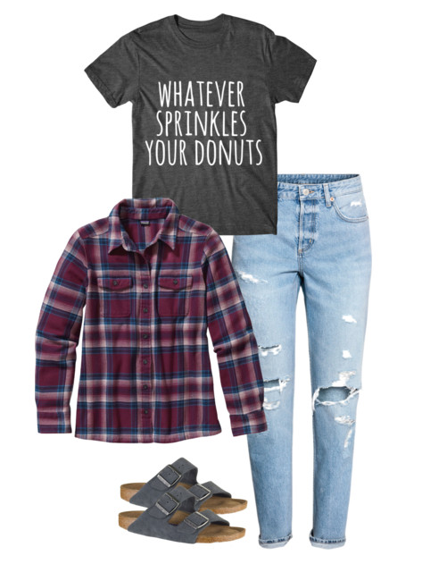f27e4a935ed Don t let deciding what to wear stress you out! These eight back to school  outfits for highschool will get you started out on the right foot.