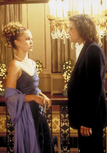 The Most Iconic Prom Dresses of All Time - 10 Things I Hate About You, 1999 from #InStyle