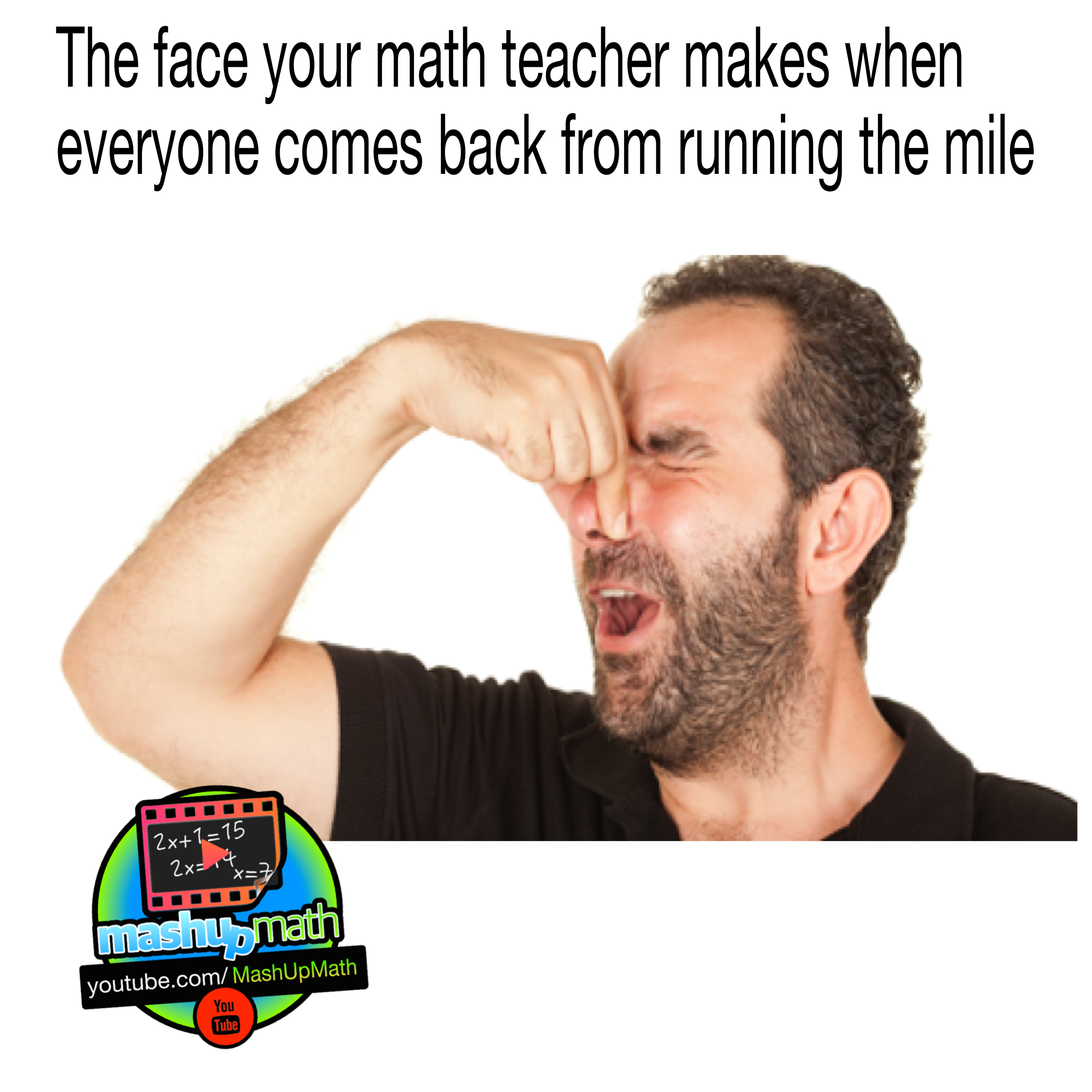 Any math teachers out there looking for some humor enjoy our latest math meme wegetit