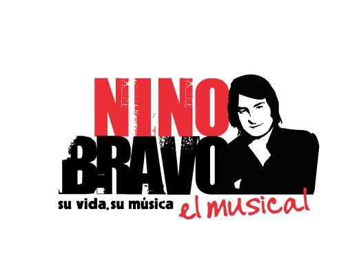 Diseño de imagen corporativa para musical de Nino Bravo.