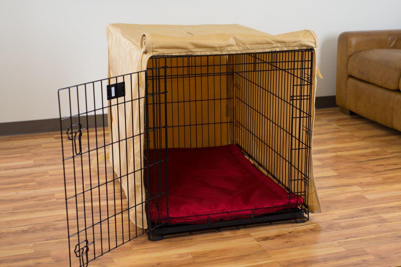 Tough Dog Crate Cover™ Crate cover, Dog crate cover, Dog