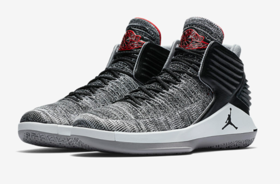 new arrival d93d4 21c68 Release Update: Air Jordan 32 Black Cement (MVP) Nike has finally confirmed  the