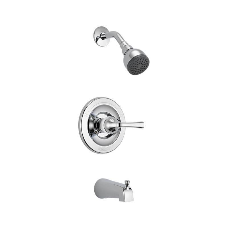 B114900 Foundations Core B Single Handle Tub Shower Complete