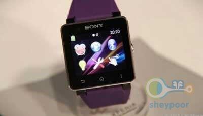 2010128 شیپور Smart Watch Micro Usb Cable Sony