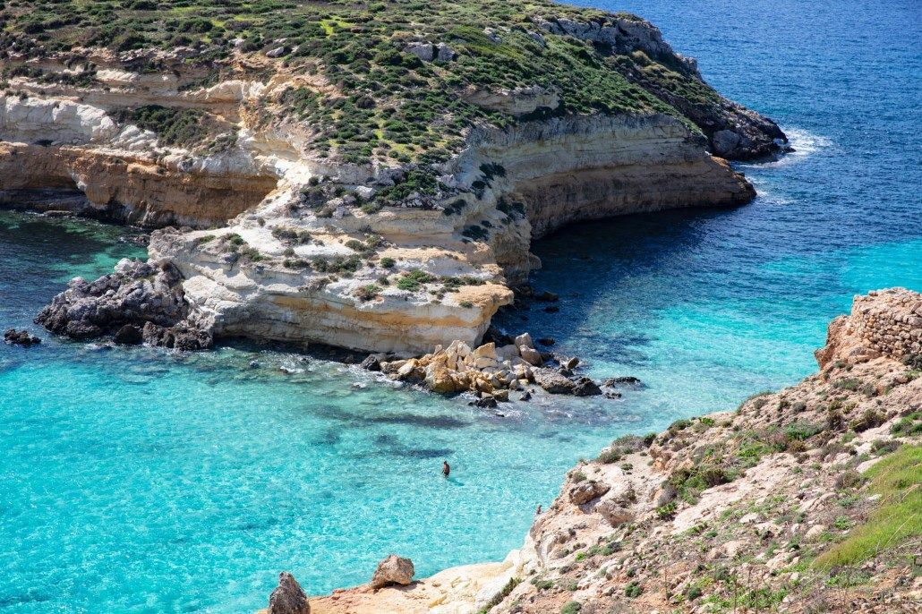 Lampedusa Travel Guide Italy S Southernmost Island Italy Honeymoon Italy Travel Italy