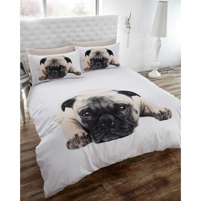 pugs wallpaper interior design ideas Google Search