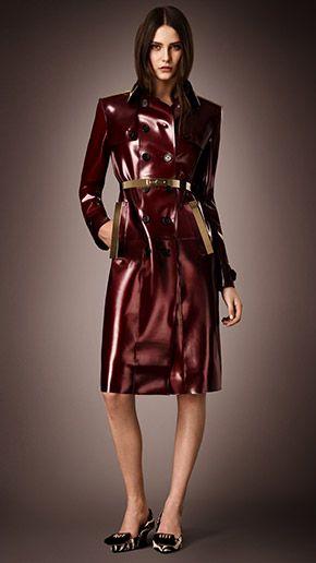 Défilé Burberry Prorsum Femme Automne Hiver 2013   Women s fashion ... ad77551b70b