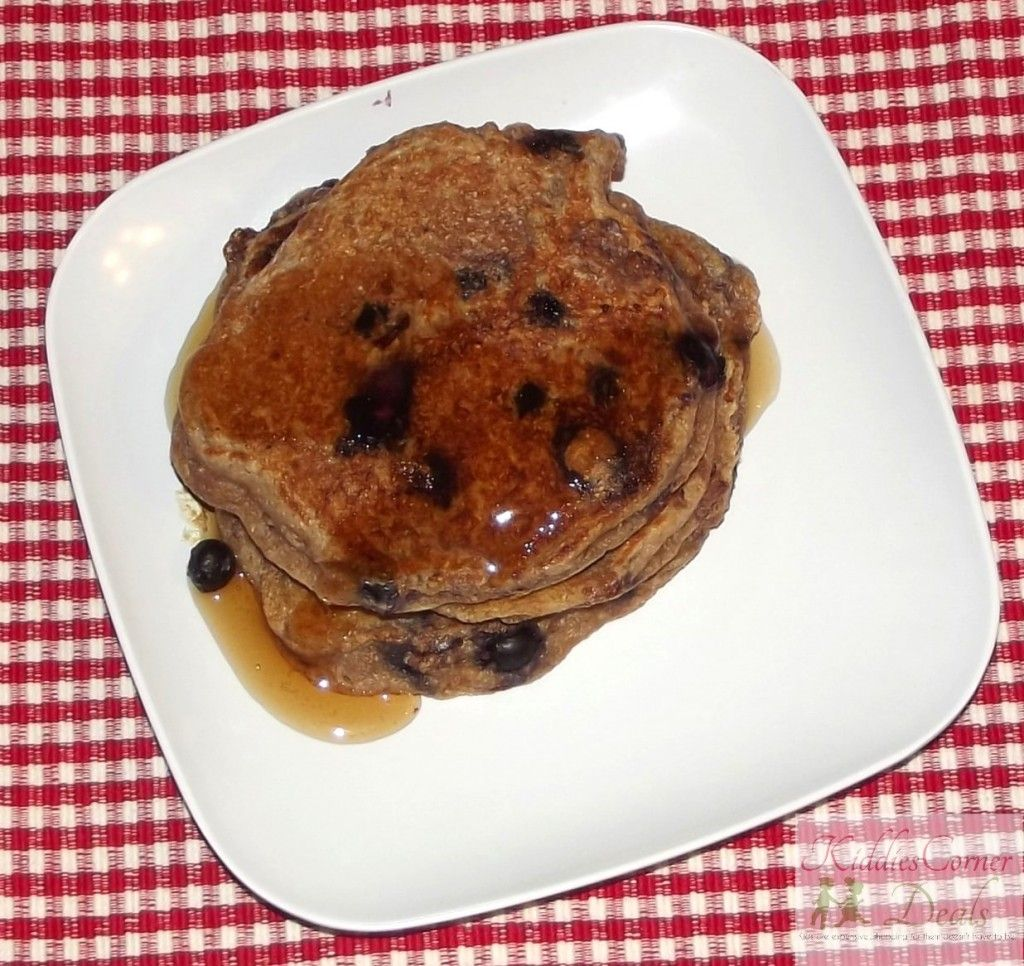Recipe of the Week: Whole Wheat BlueberryPancakes - Cooking - Who Knew Tips - from the authors of the As Seen on TV books