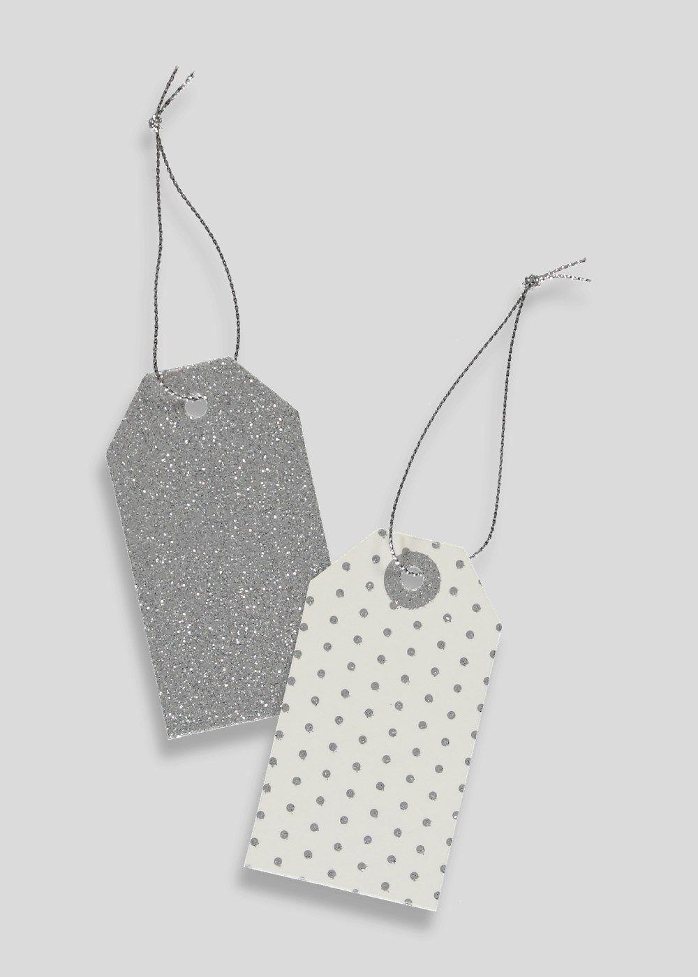 24 Pack Christmas Gift Tags - Matalan | Christmas gift ...