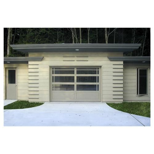 Mid Century Modern Garage Doors mid-century modern garage doors | exterior new house | pinterest