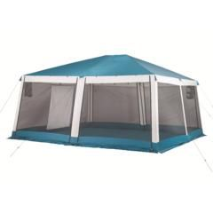 Grand Gazebo 15 X 15 With Lighting And Projector Screen Kmart Cool Tents Home Theater Speakers Gazebo