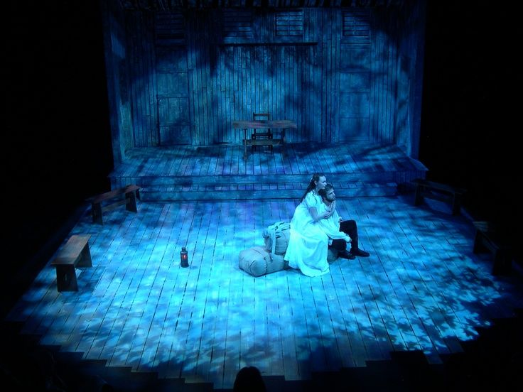 I like the wood and the symbolic blue lighting. The Crucible @ Henderson State University Stage u0026 Lighting Design by Douglas Gilpin & The Crucible Creative Set Designs - Google Search | Crucible ... azcodes.com