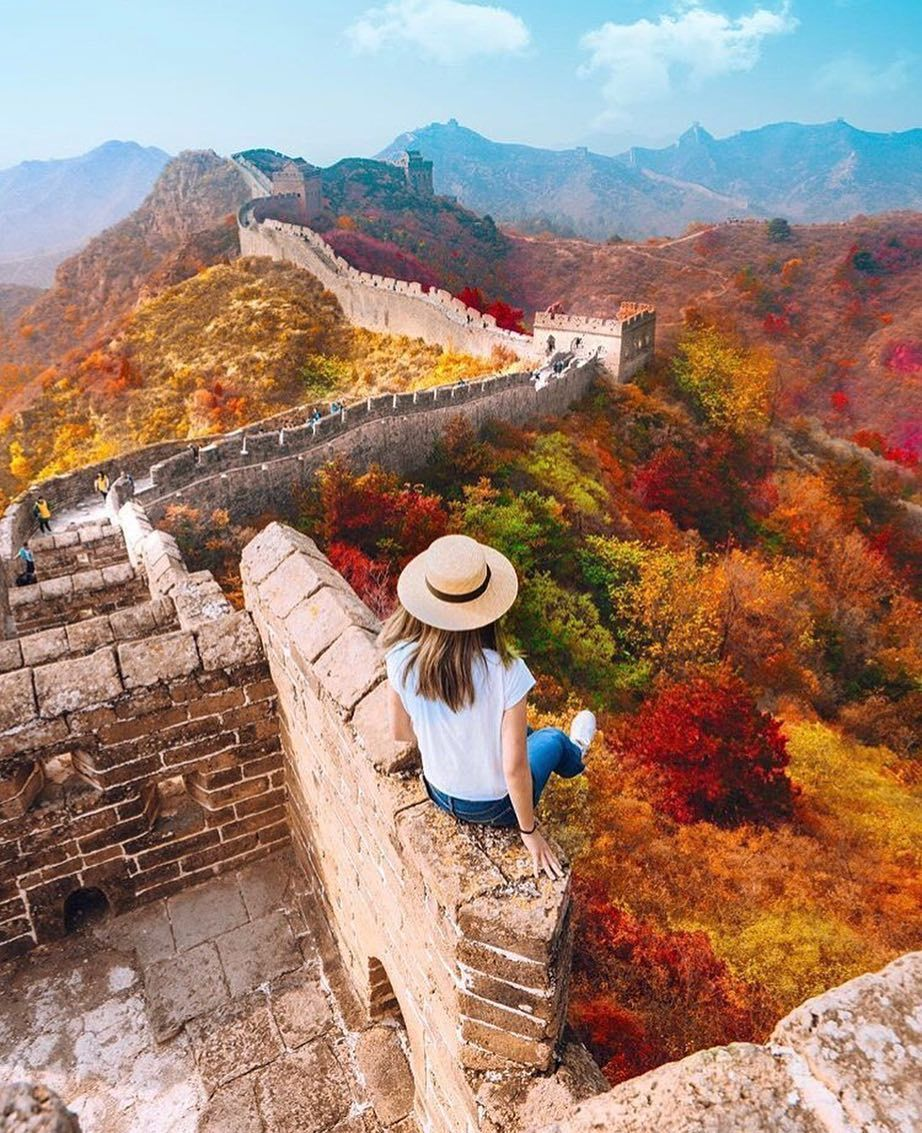 Картинки по запросу great wall beijing site:pinterest.com
