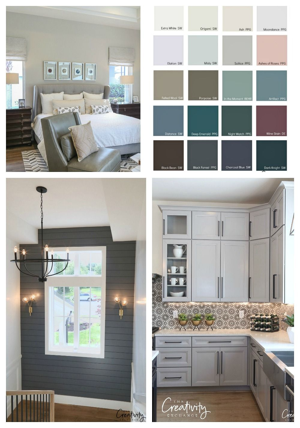 2019 paint color trends and forecasts all things home from stonegable trending paint. Black Bedroom Furniture Sets. Home Design Ideas