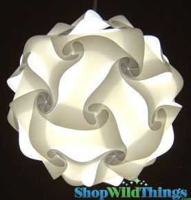 Coming Soon Jigsaw Light Kit Medium 11 Quot 28cm White