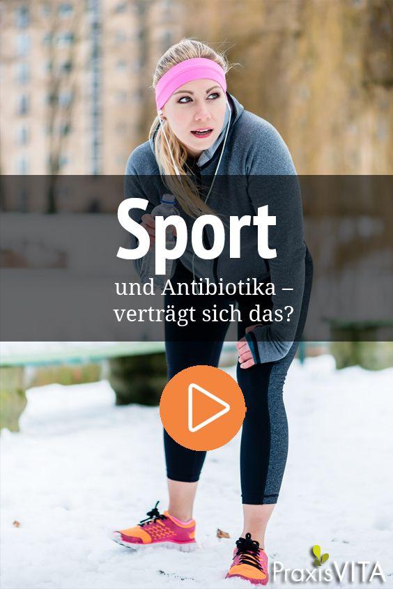 Sport Nach Antibiotika