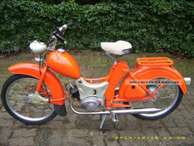 Simson Sr 2 E 1966 Vintage Classic And Old Bikes Photo Simson