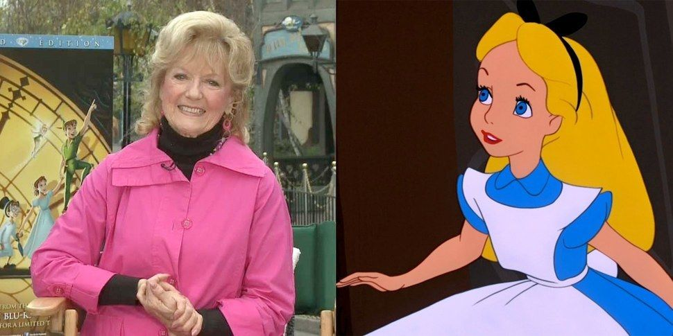 Here are the voices behind your favorite Disney characters!