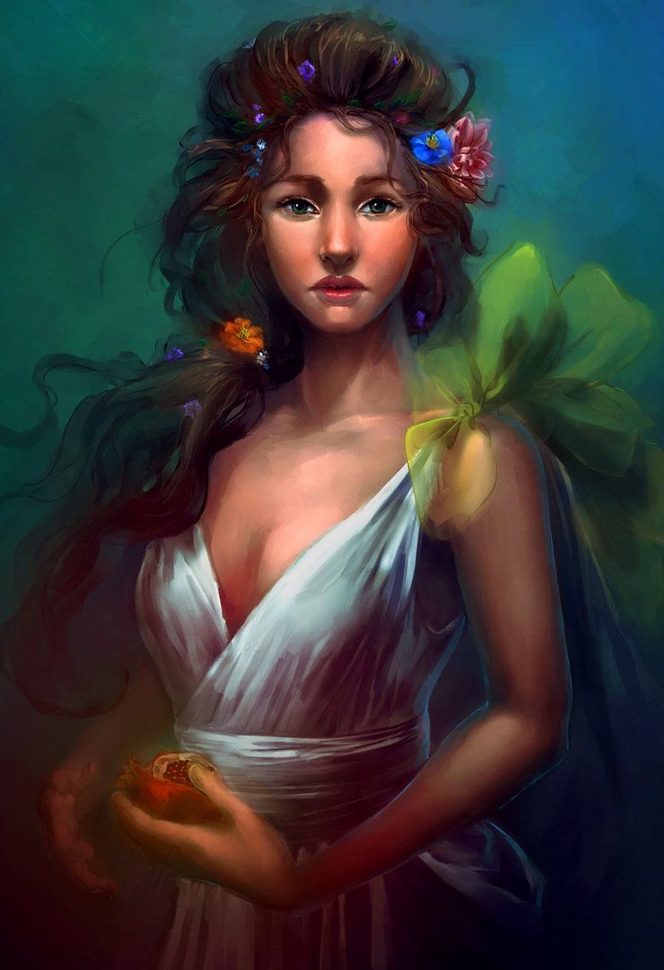 Persephone also known in her youth as kore and the roman goddess persephone alice chan persephone is the daughter of zeus and demeter she was the goddess of springtime and after her abduction by hades she became his biocorpaavc Images