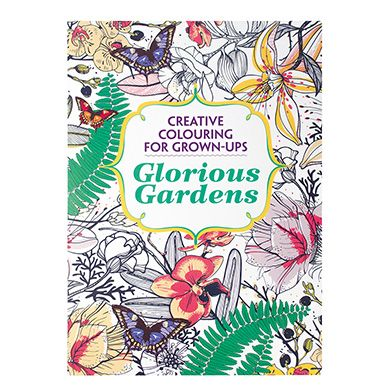 Be Inspired By The Many And Varied Illustrations Of Glorious Gardens Colouring Book Find Inspiration For Your Borders As You Colour Pages