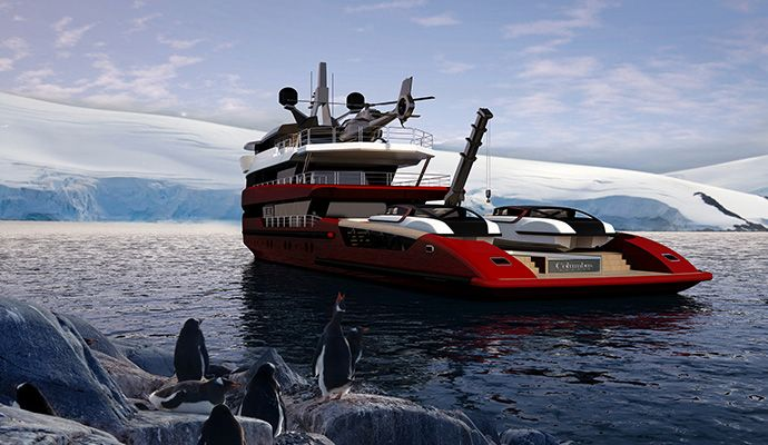 Pin by John KG on New Yacht Design | Yacht boat, Yacht