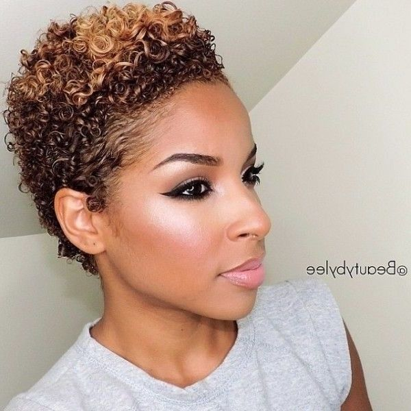 10 Trendy Short Haircuts For African American Women Amp S Twa Hairstyles