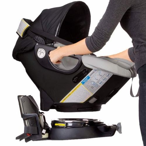 The G3 Car Seat Base Expands Functionality Of Your Orbit Baby Travel System For Use