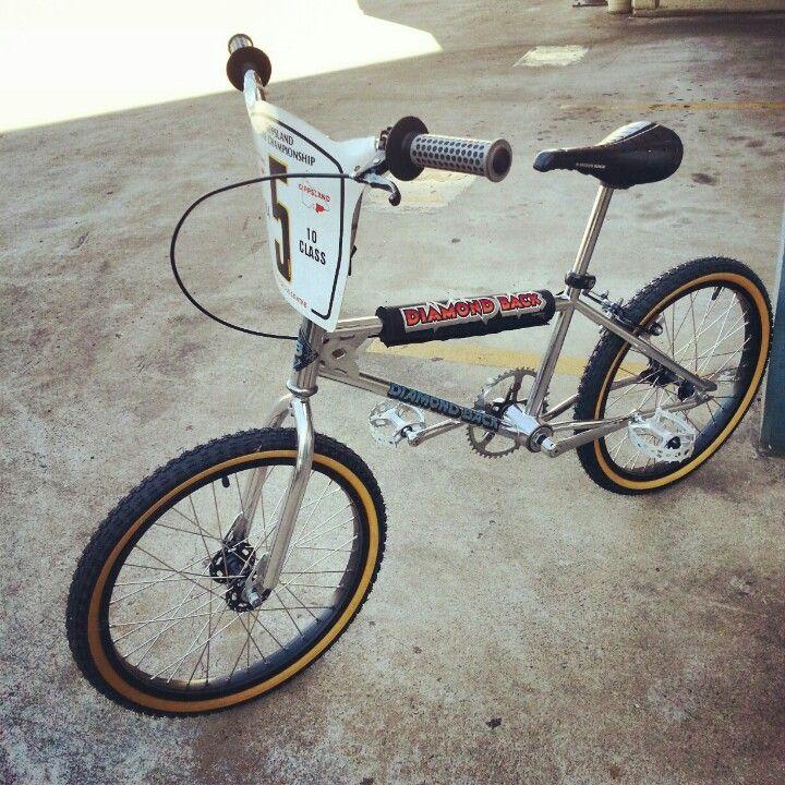 Diamondback Formula One 1983 Oldschoolbmx Diamondback Bmx Bmx Bikes Bmx Cruiser