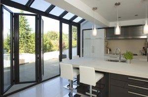 Vouwramen veranda huis pinterest - Keuken verandas ...