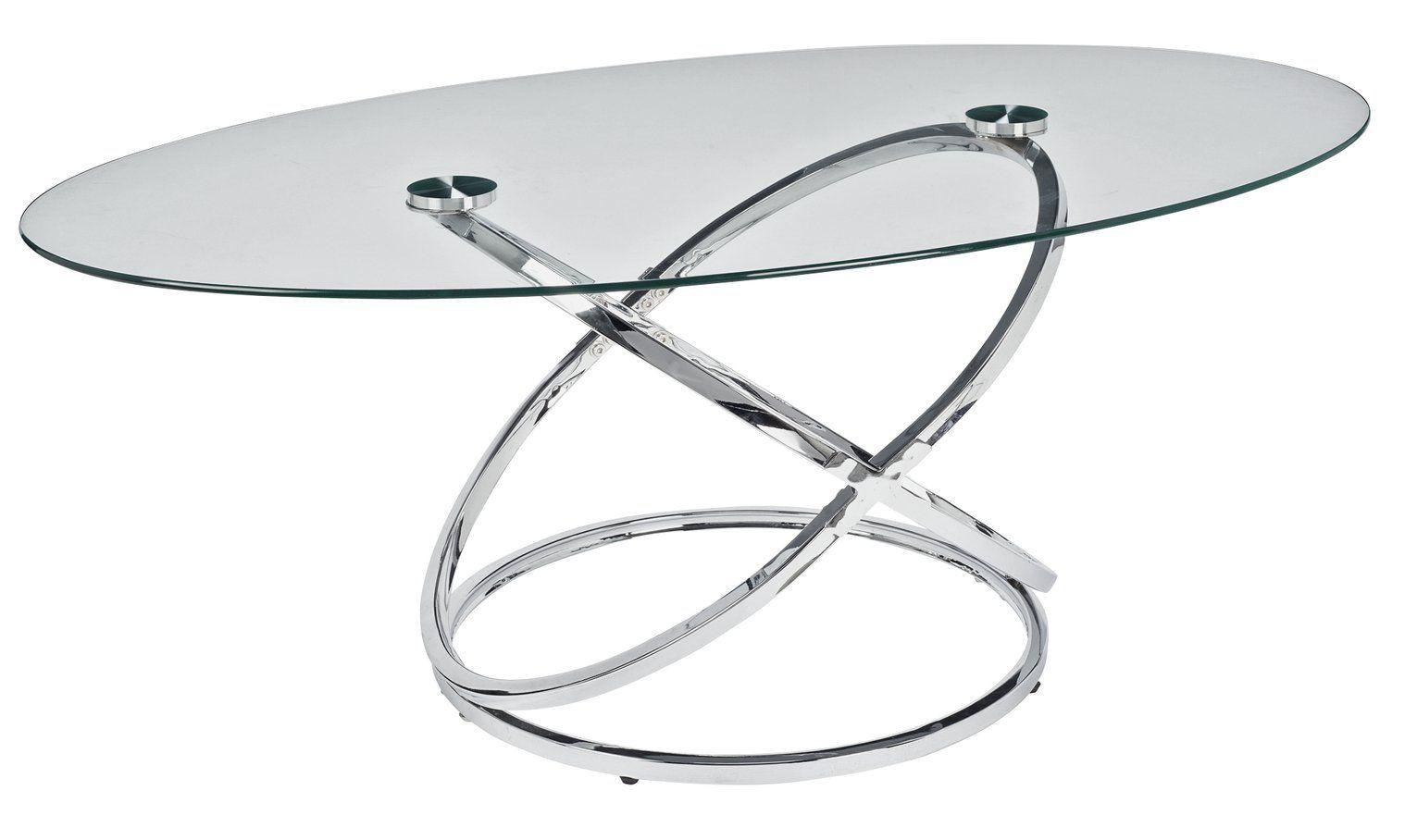 Argos Home Atom Glass Coffee Table 129 99 Argos Glass Coffee Table Glass Coffee Table Styling Silver Coffee Table [ 908 x 1531 Pixel ]