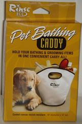 pet bathing caddy  http://northcoastpets.com/index.html