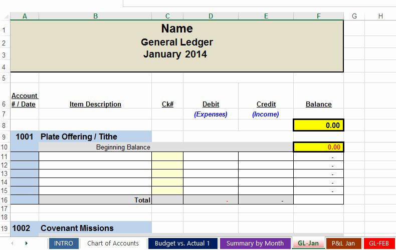 Church Income And Expense Statement Template Fresh Free Spreadsheets To Track Church And Non P Statement Template Budget Spreadsheet Template Free Spreadsheets