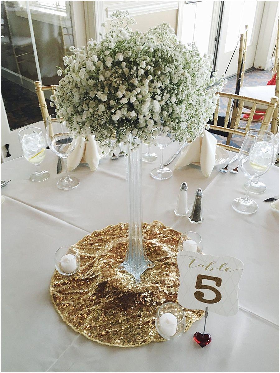 Modern Wedding Eiffel Tower Centerpieces Crest - The Wedding Ideas ...