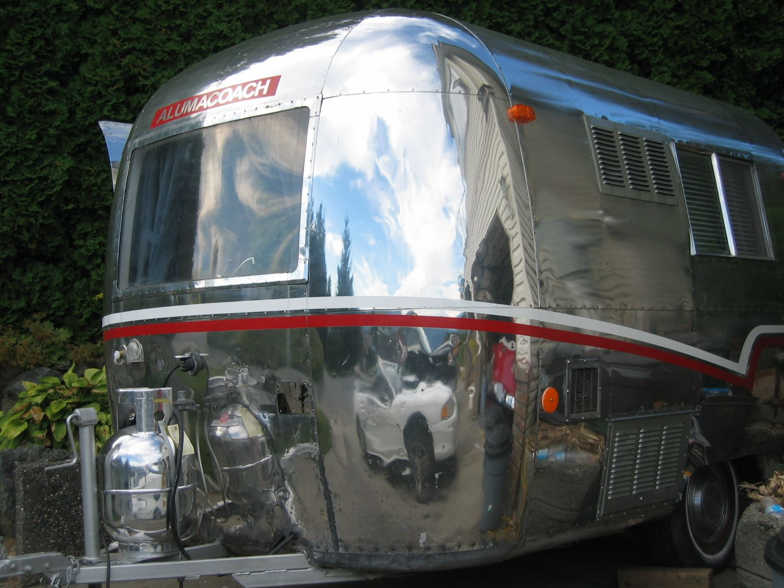 1971 Alumacoach Tin Can Classifieds Tin Can Tourist Vintage Trailers Vintage Airstream