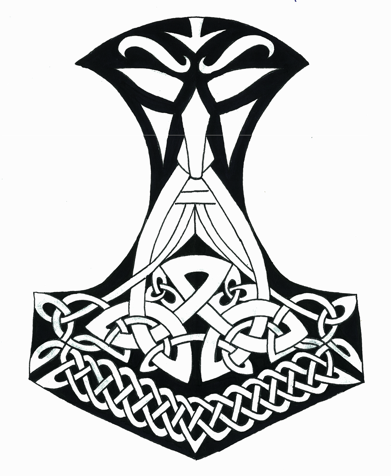 norse symbols and meanings Ancient Norse Warrior Symbols