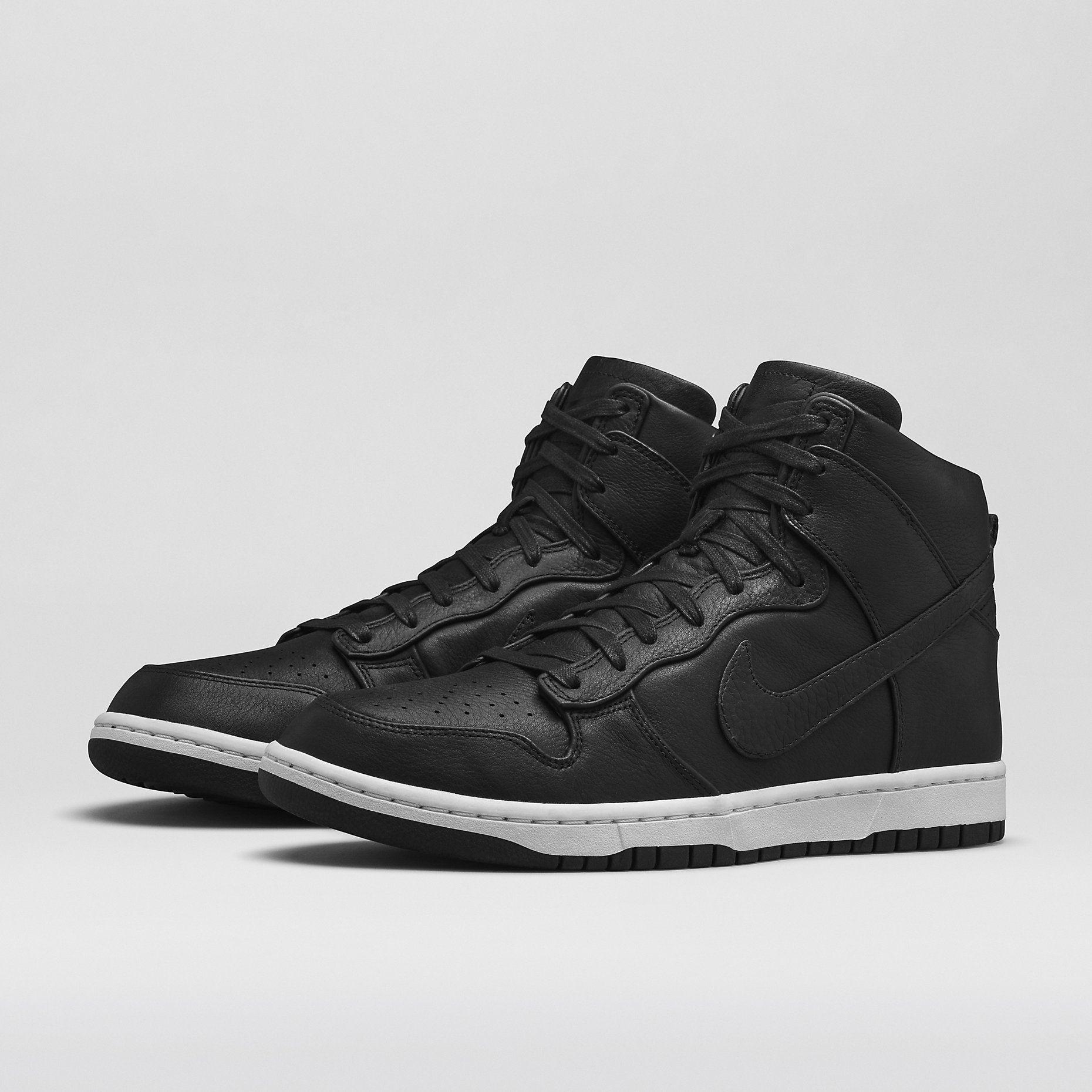 399c1c2f2ef8 NikeLab Dunk Lux High Men s Shoe. Nike Store