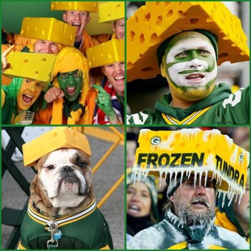 Cheesehead dating site