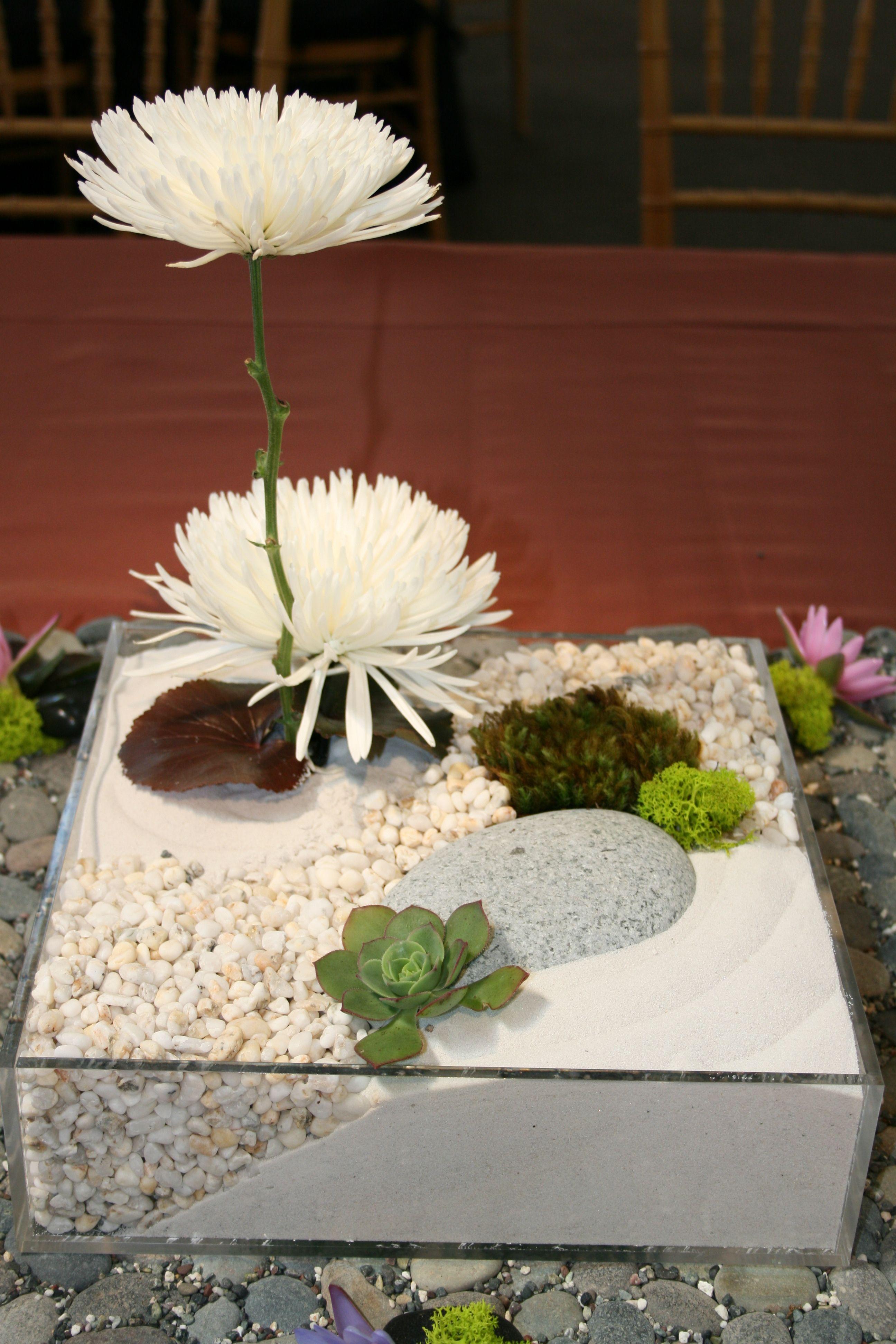 Zen By Asa Flowers Zen Pinterest Zen Mariage Zen Et Deco Fleur