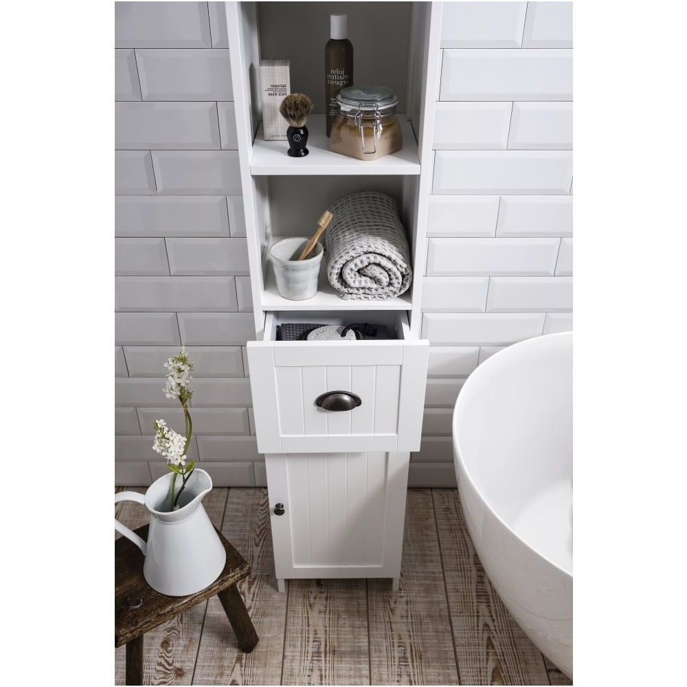 stow tallboy bathroom cabinet hallway storage unit noa nani from ...