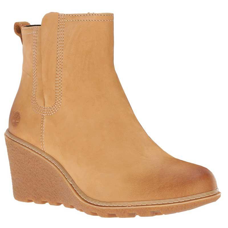 Timberland Amston Chelsea Wheat TB08254A231 (Women's)