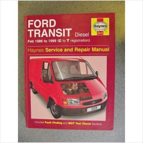 ford transit diesel workshop manual 1986 1999 1859605869 haynes 3019 rh pinterest co uk 2017 Ford Transit 2016 Ford Transit