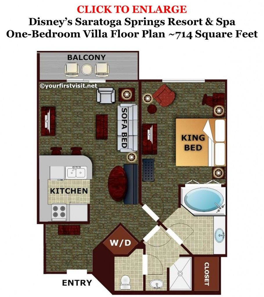 30++ Disney bay lake tower 2 bedroom floor plan info