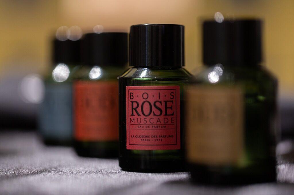 Bois Rose Muscade