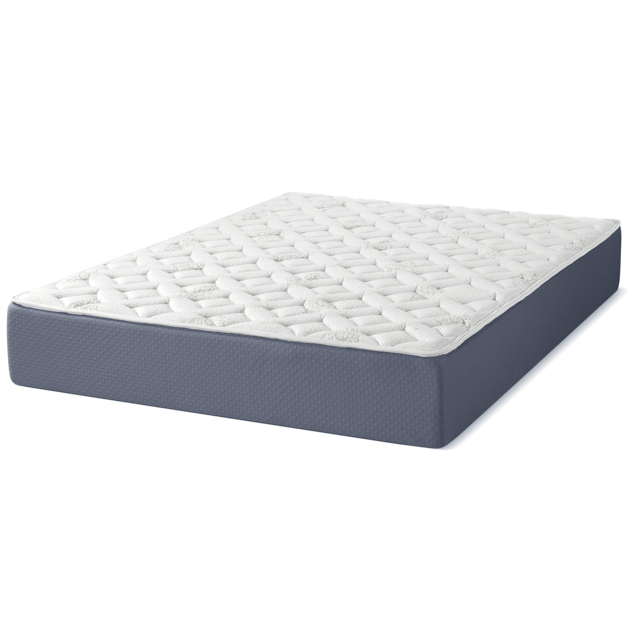 Select Luxury 12-inch Twin-size Quilted Airflow Gel Memory Foam Mattress (Twin), Black night