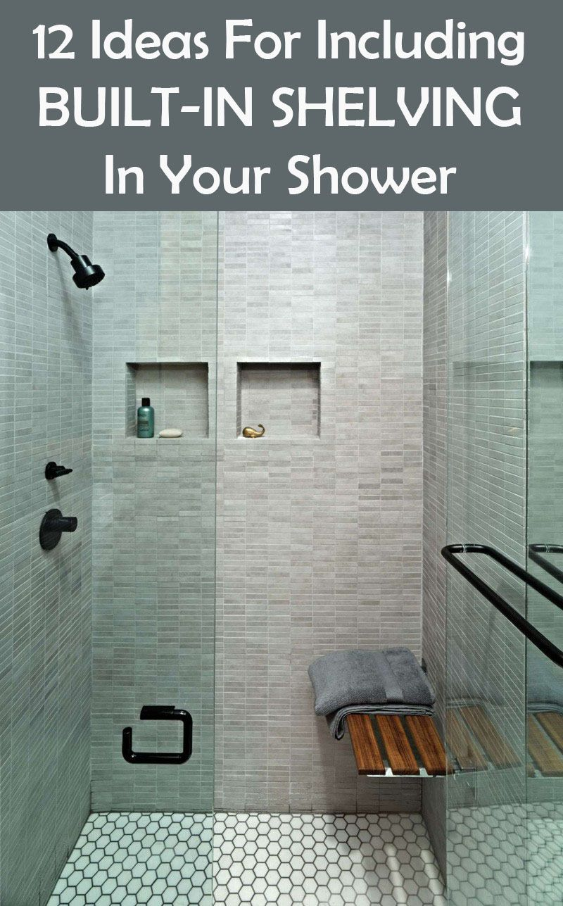In Shower Storage Can Be Such A Hassle The Suction Cups Never