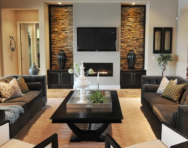 Living Room Design Tv Custom Tv And Furniture Placement Ideas For Functional And Modern Living Design Ideas