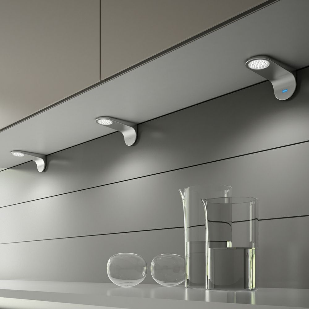 Led Lighting Kitchen Under Cabinet: Under Cabinet Led Lights Kitchen