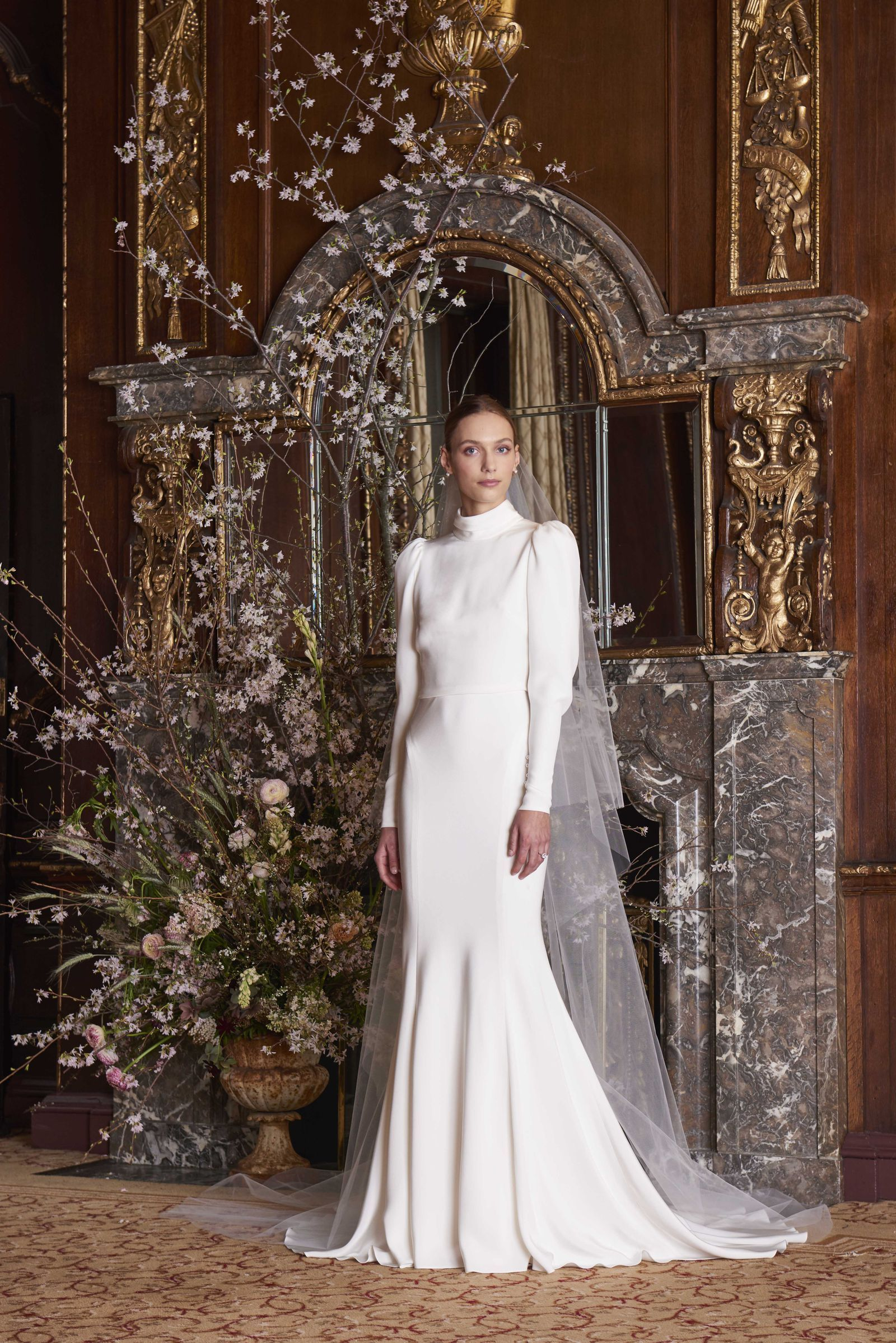 The Best Looks From Spring Bridal Week 2019 | Monique lhuillier ...