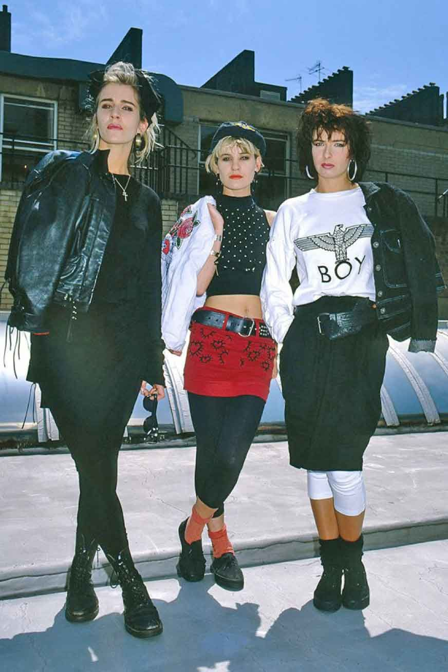 The best 80s style icons to inspire your lewk